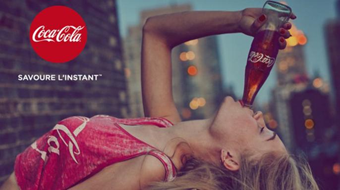 Print Coca cola